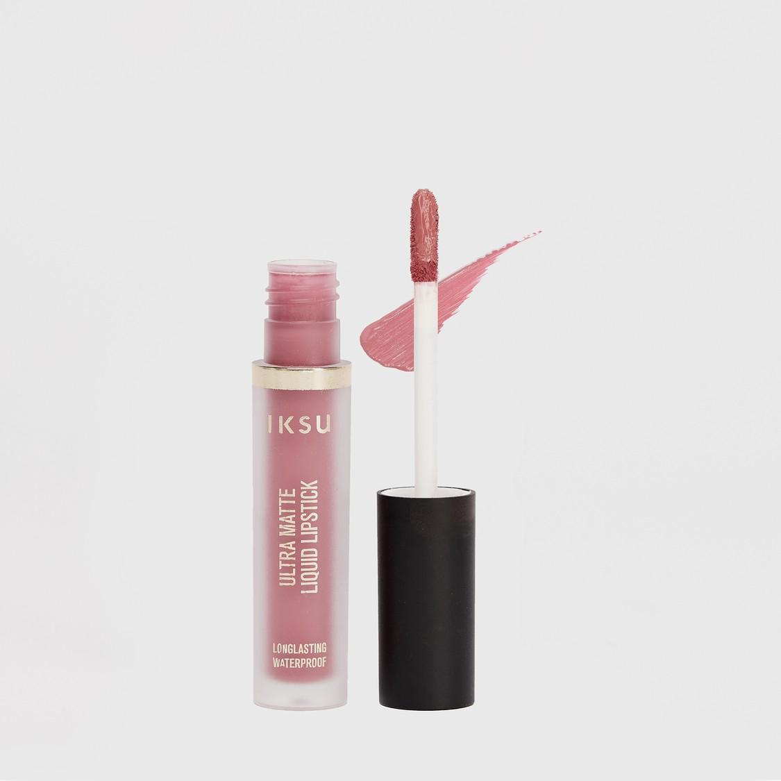 IKSU Ultra Matte Liquid Lipstick