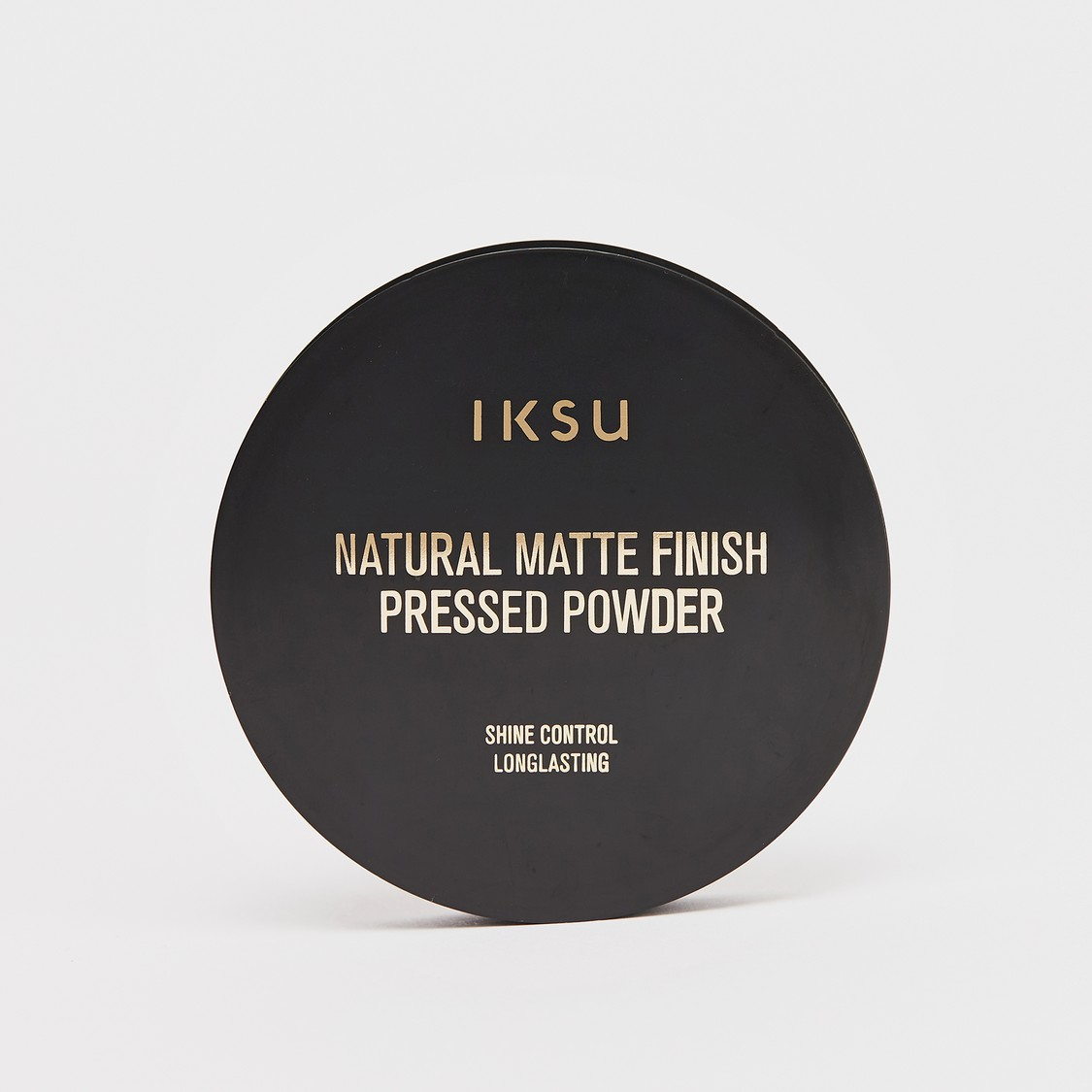 IKSU Natural Matte Finish Pressed Powder