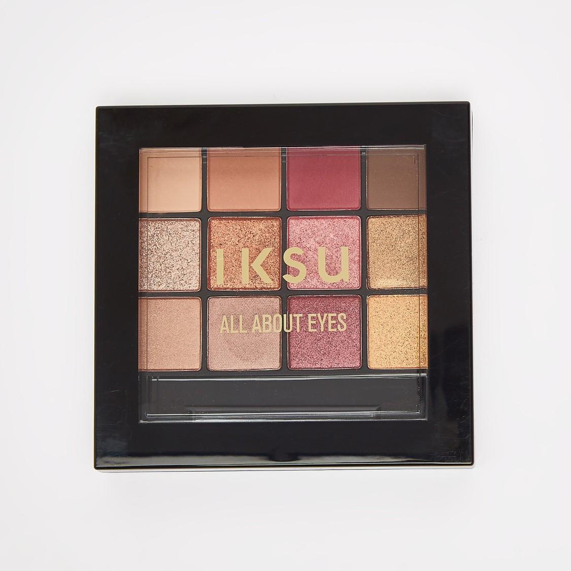 IKSU All About Eyes Make-Up