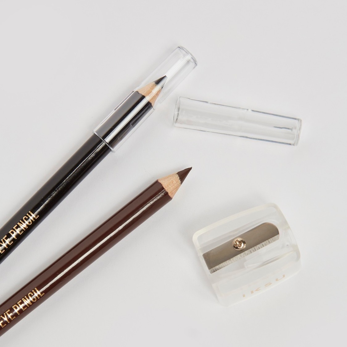 IKSU Duo 3-Piece Eye Make-up Set