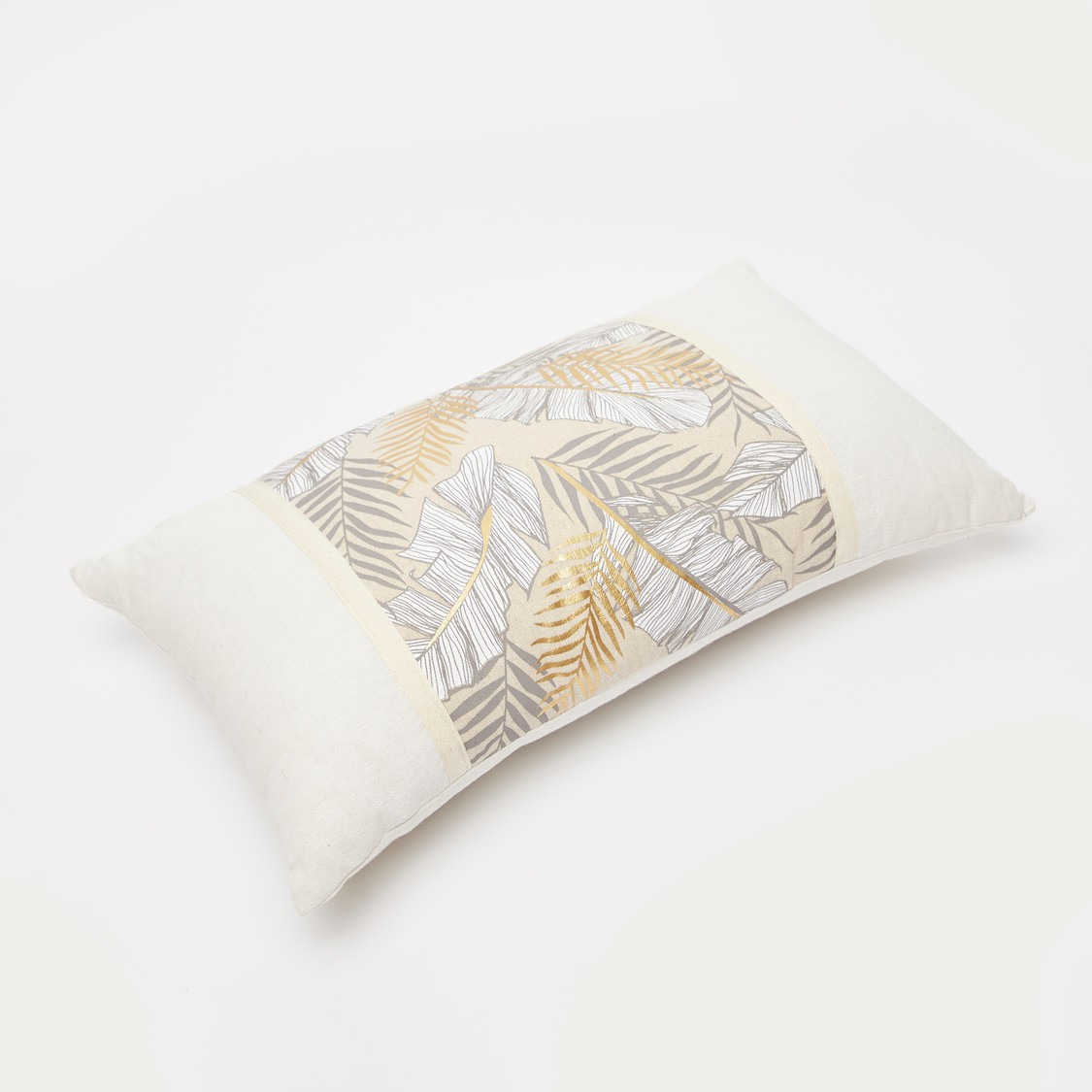 Printed Filled Cushion - 50x30 cms