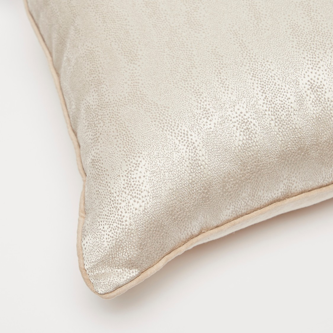 Textured Filled Cushion - 45x45 cms