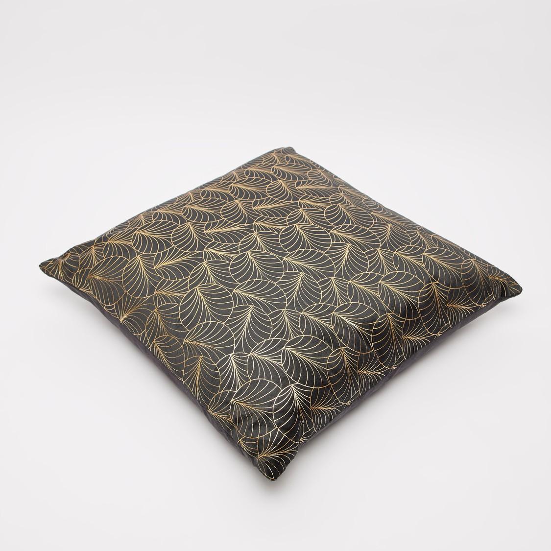 Printed Filled Cushion - 45x45 cms