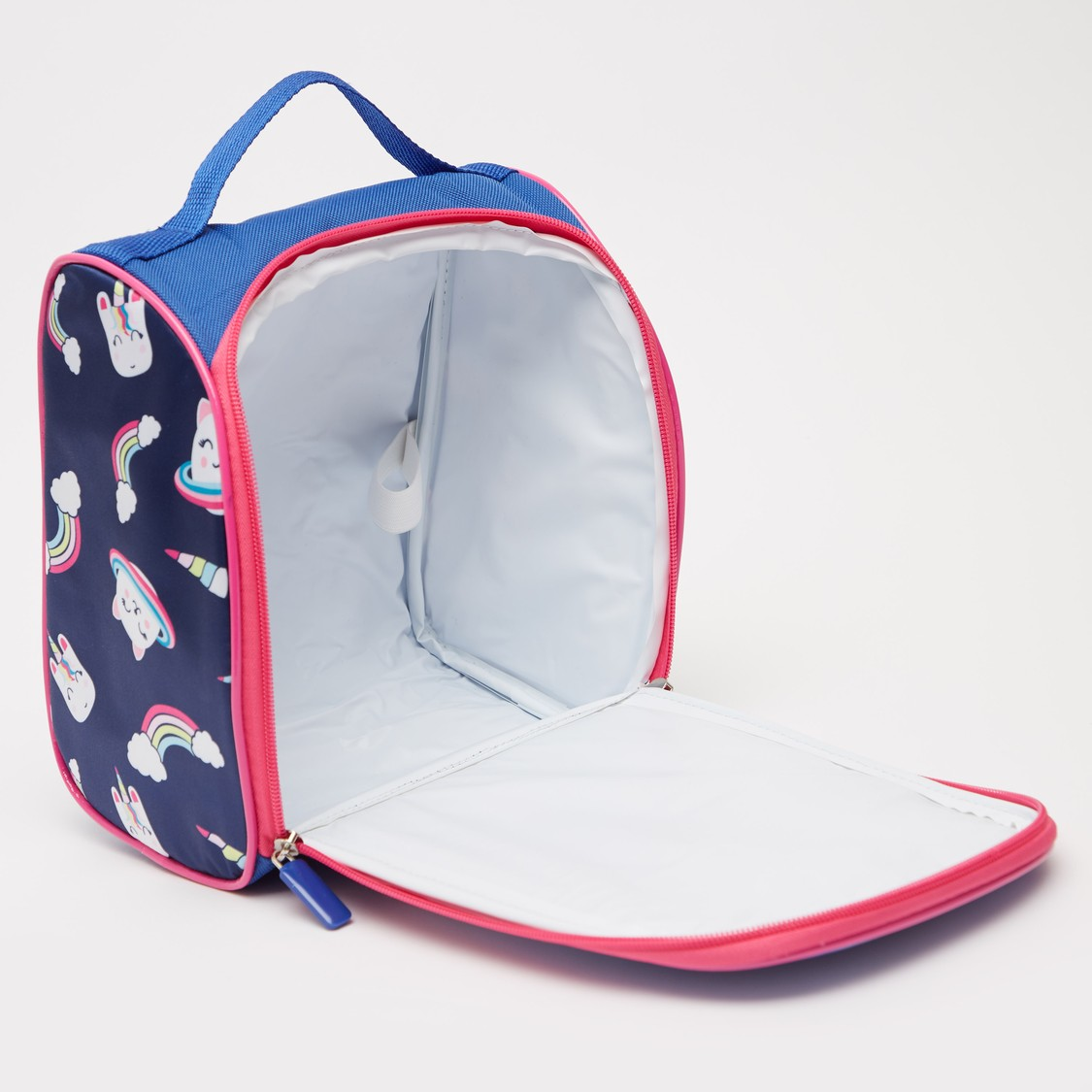 Printed Lunch Bag with Adjustable Strap