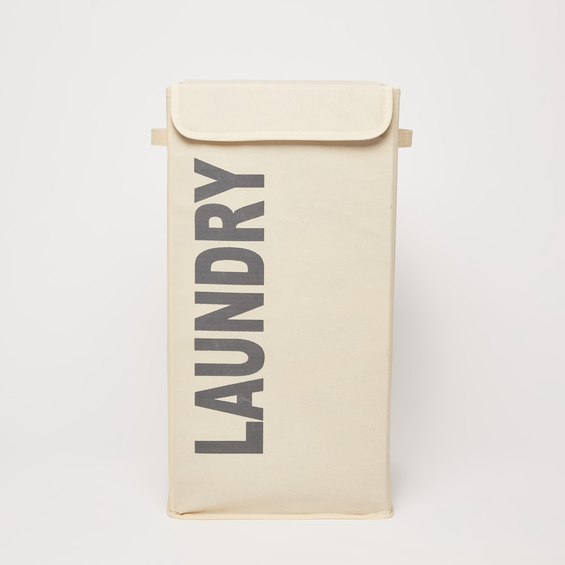 Printed Laundry Basket - 30x60 cms