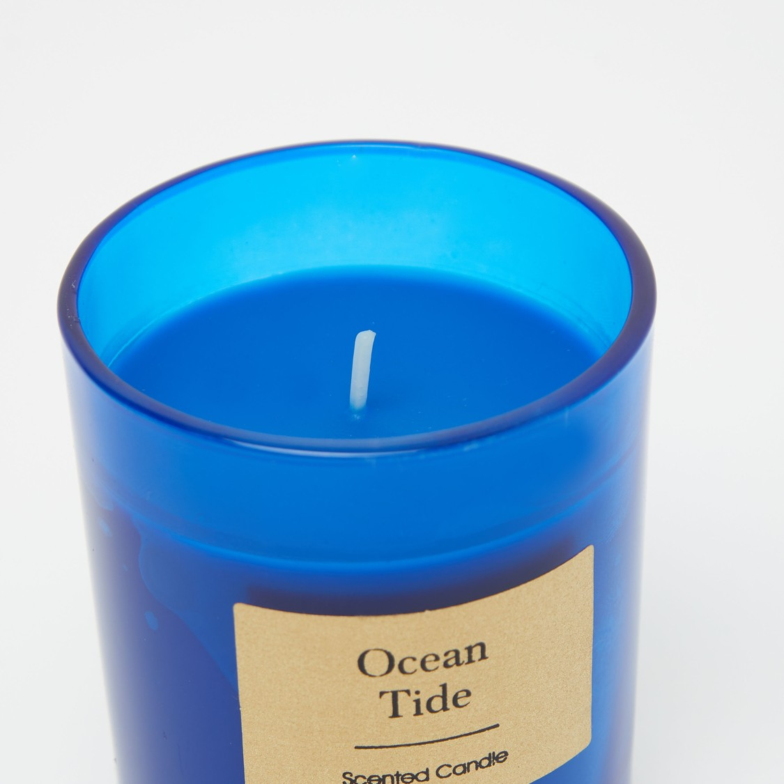 Ocean Tide Scented Jar Candle