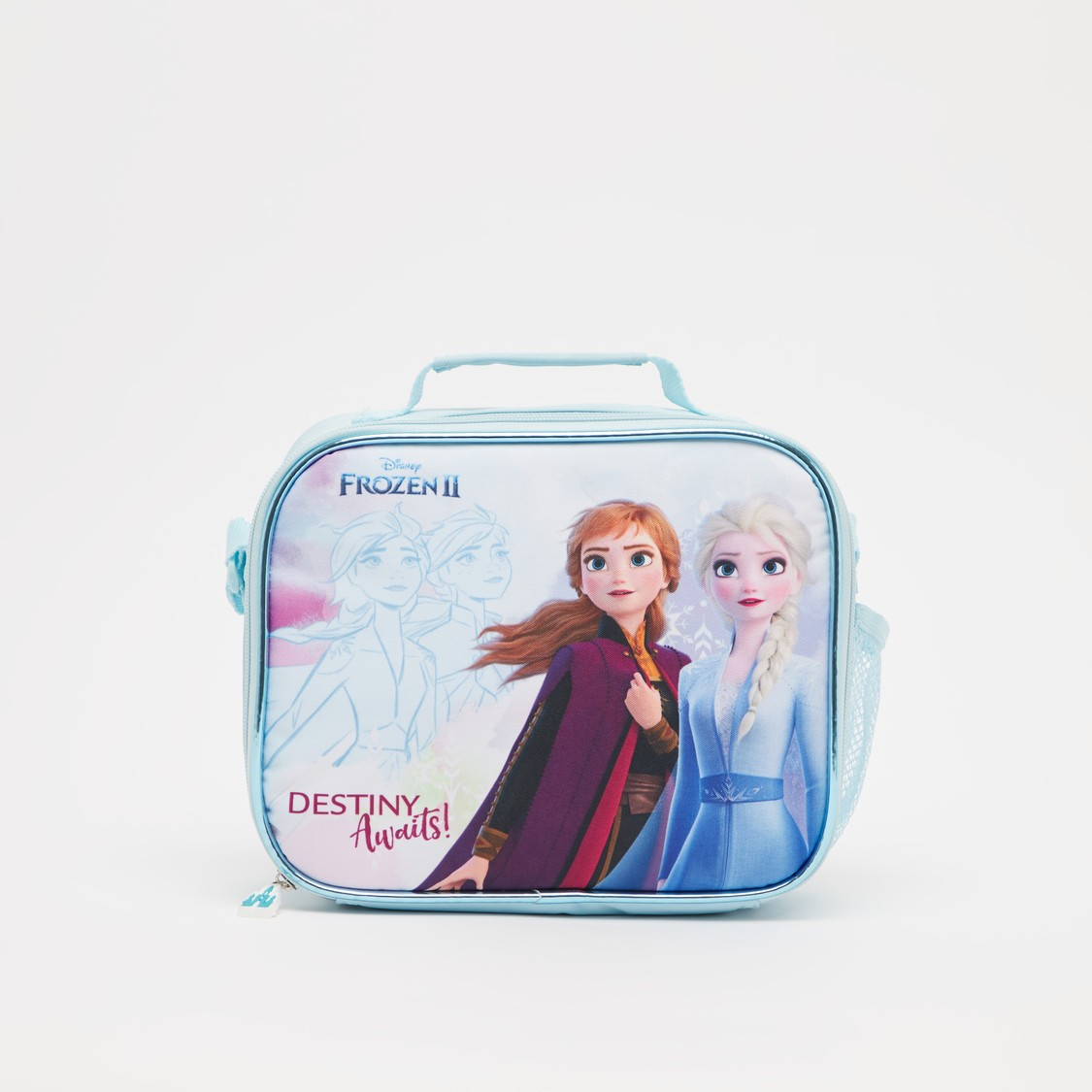 Frozen Print Lunch Bag