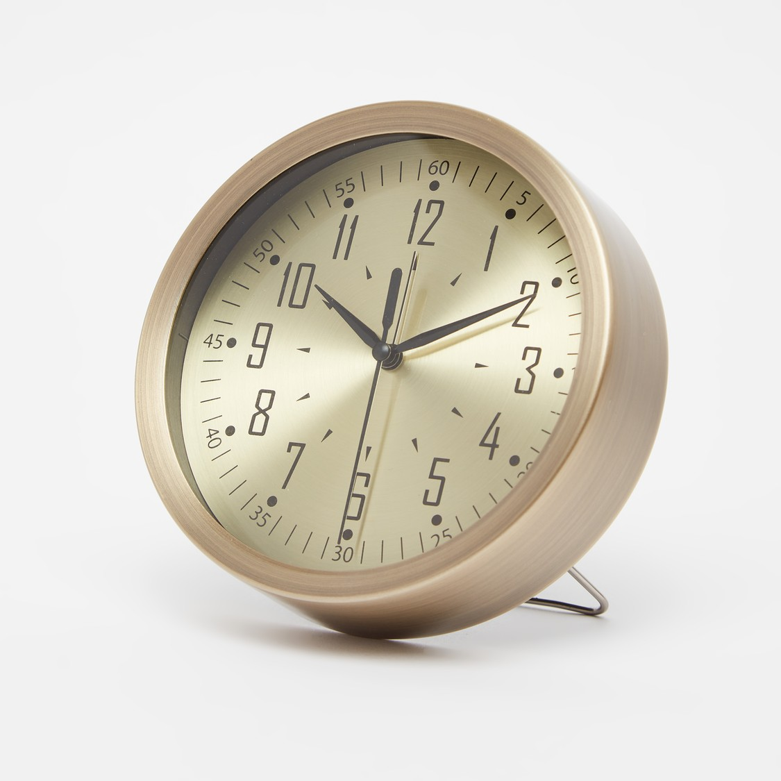 Round Analogue Table Clock