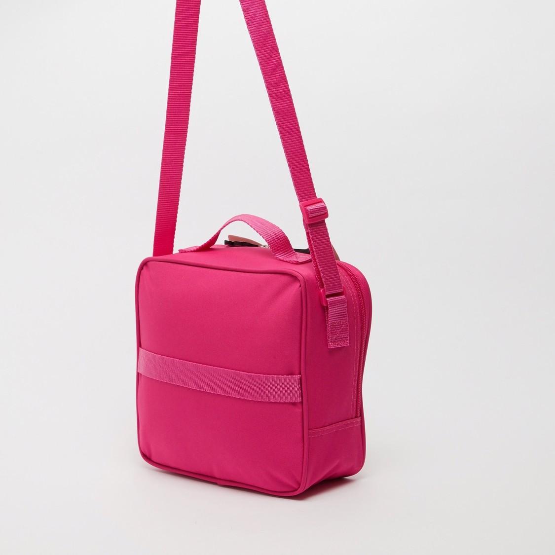 L.O.L. Surprise! Embellished Lunch Bag with Adjustable Strap