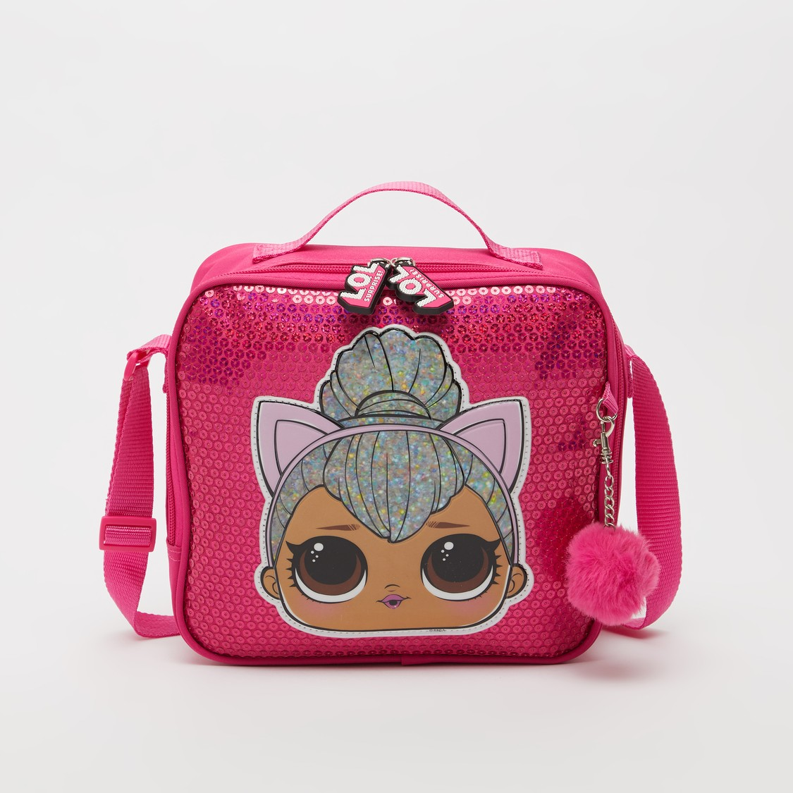 L.O.L. Surprise! Embellished Lunch Bag