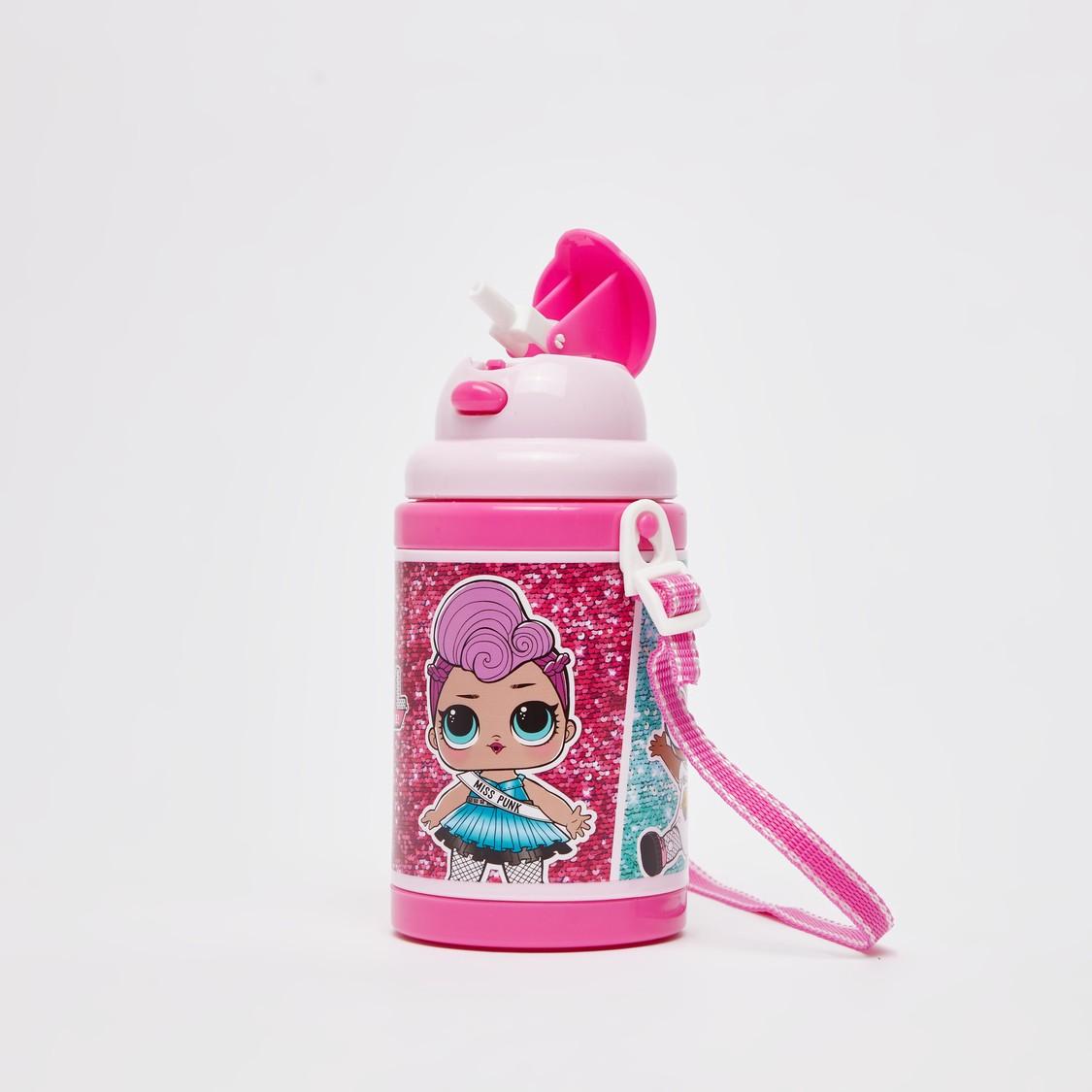 L.O.L Surprise! Print Water Bottle