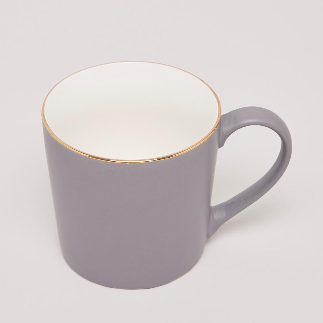 Plain Mug with Handle