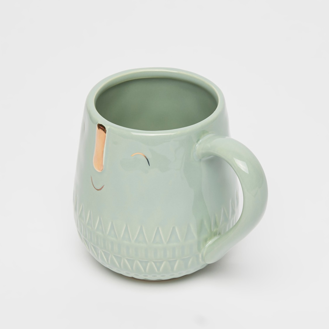 Face Print Mug with Handle