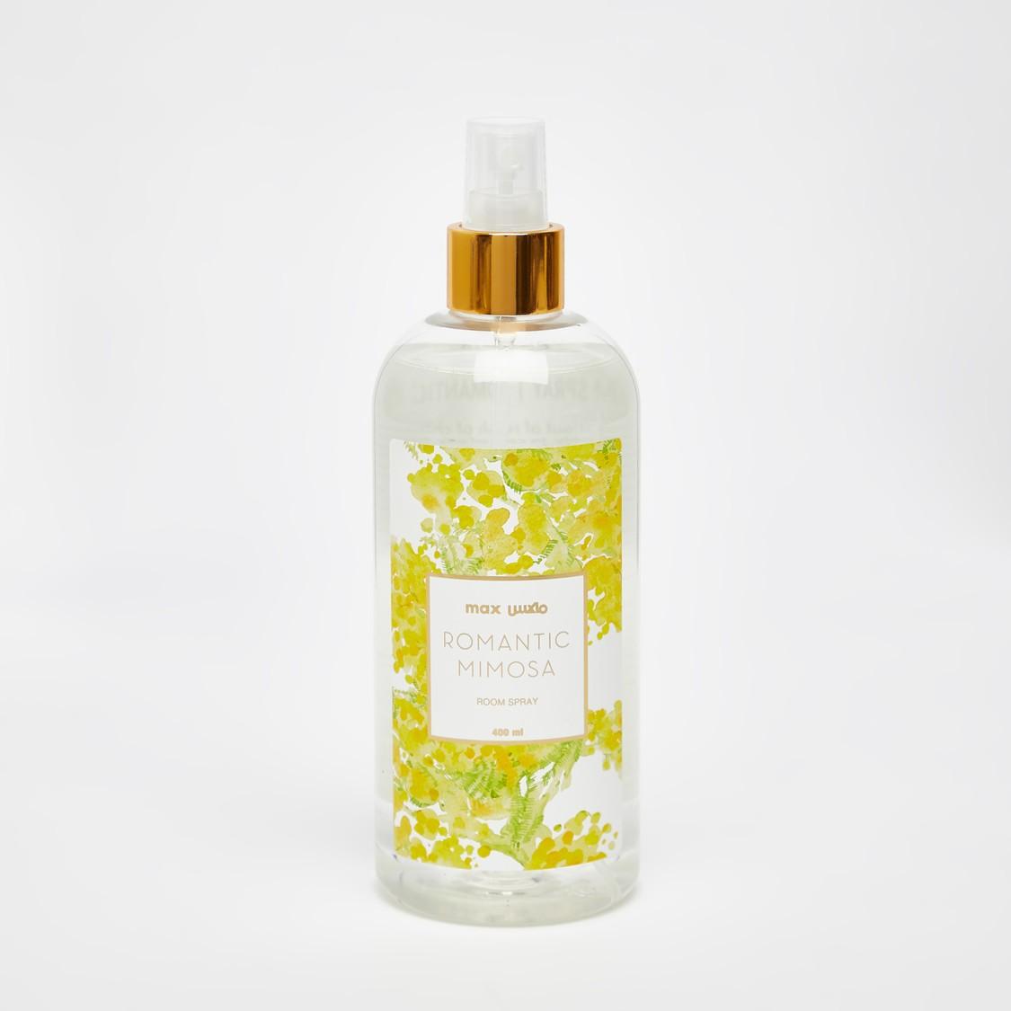Romantic Mimosa Room Spray - 400 ml
