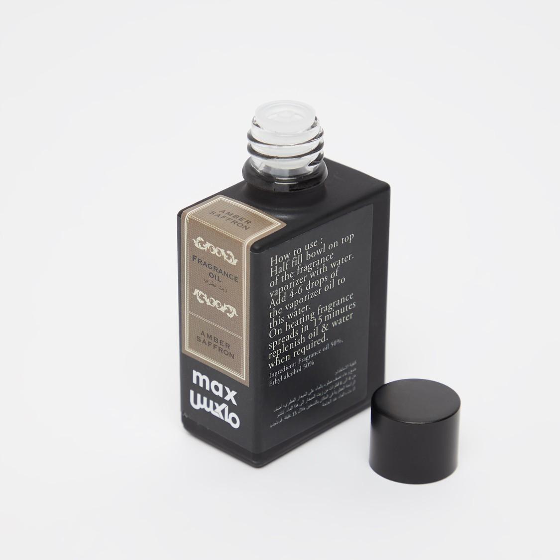 Fragrance Oil Amber Saffron