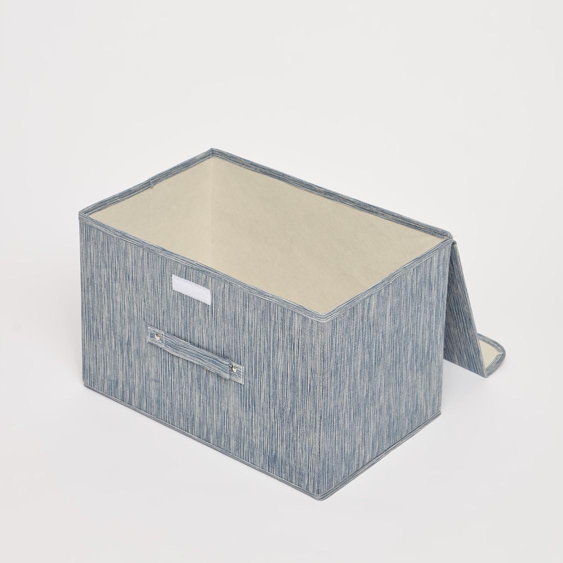 صندوق تخزين بارز الملمس