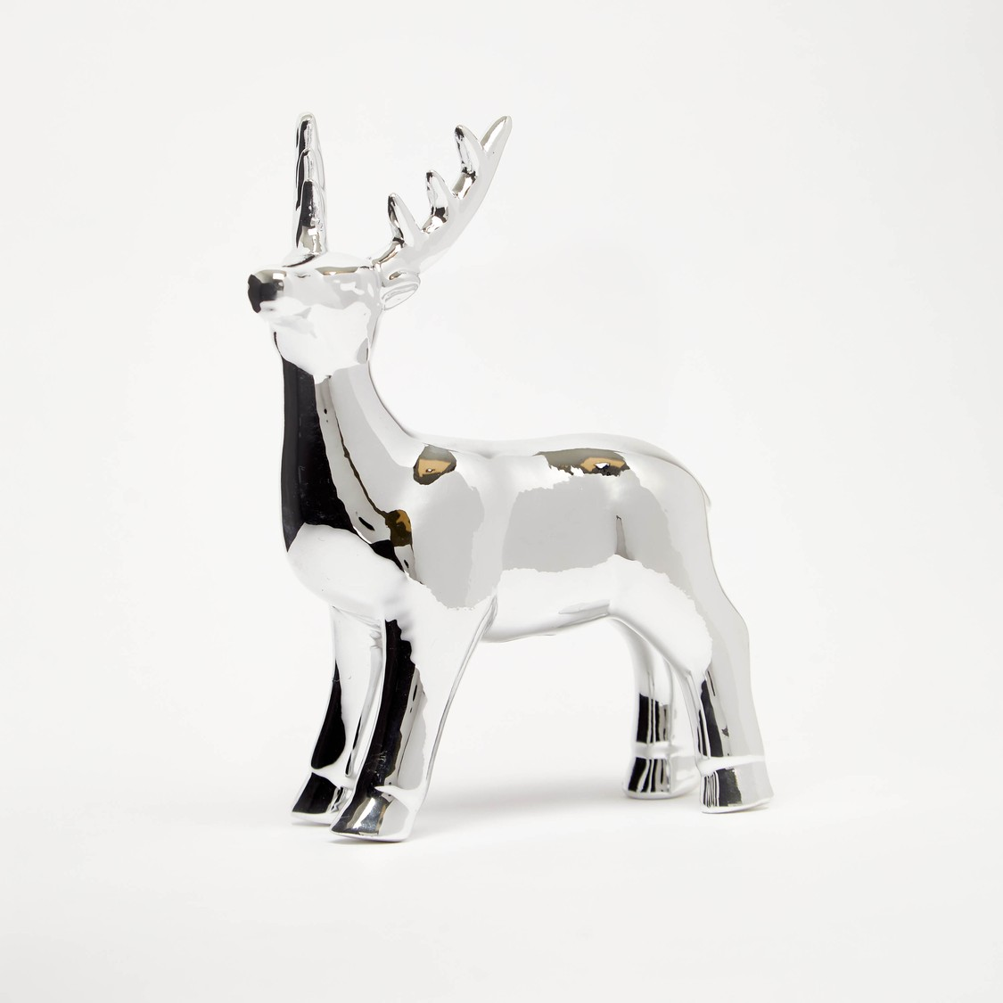 تمثال ديكور بتصميم حيوان الرنة