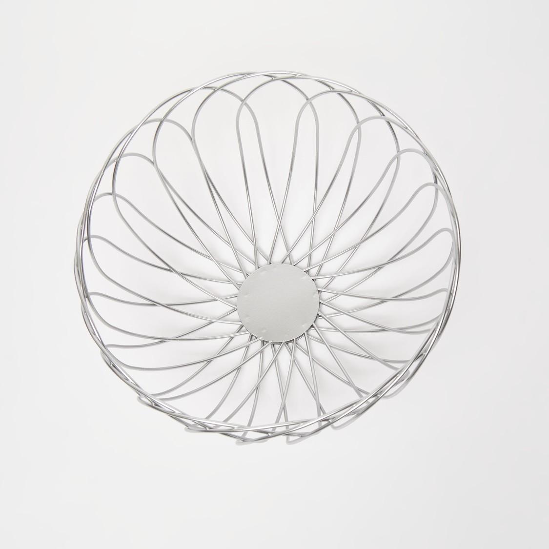 Decorative Round Basket