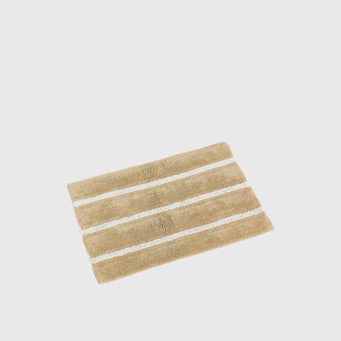Textured Bath Mat - 80x50 cms