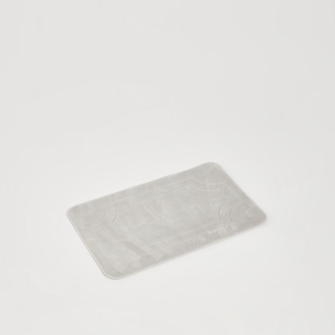 Tufted Bath Mat - 70x45 cms