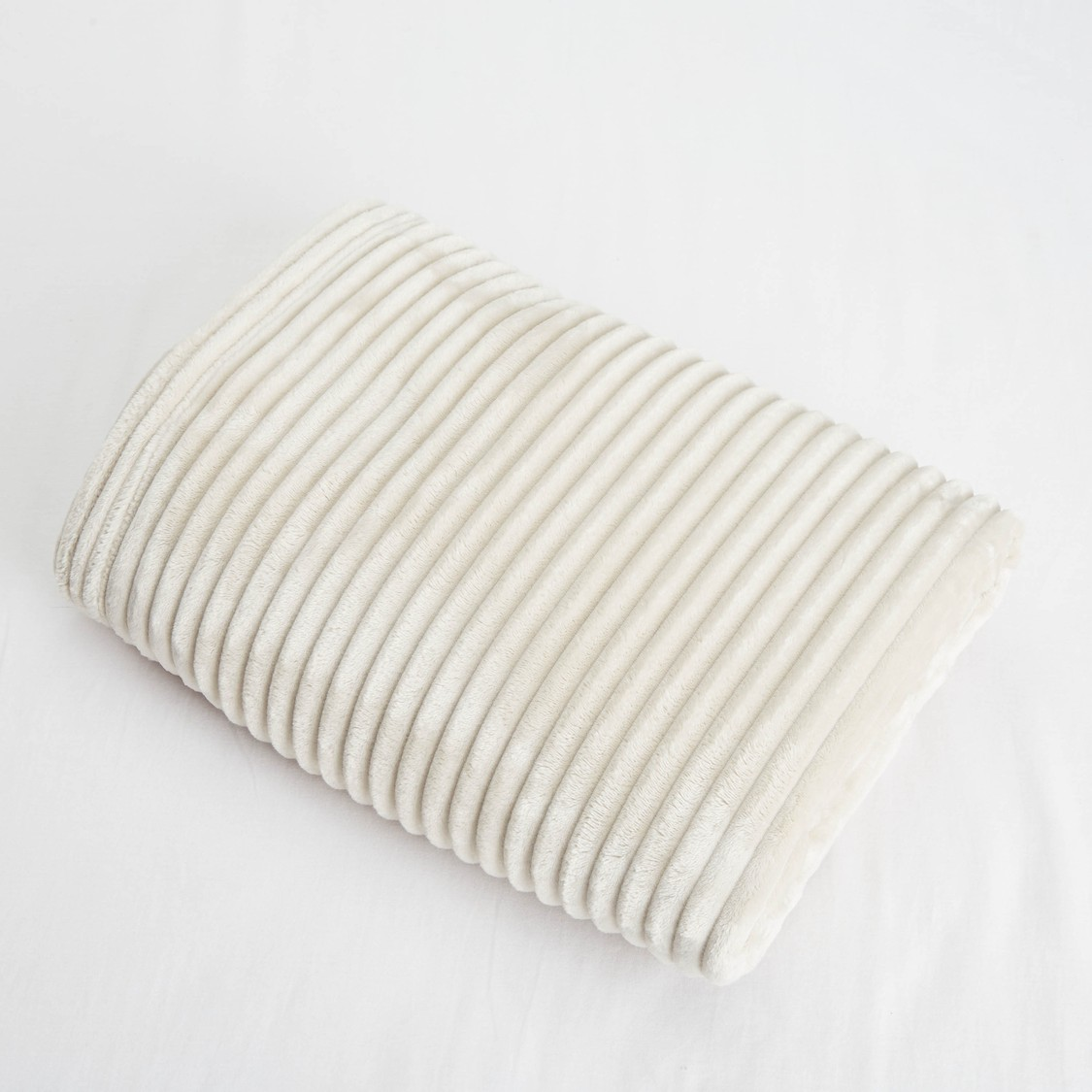 Quilted Rectangular King Size Blanket - 220x200 cms