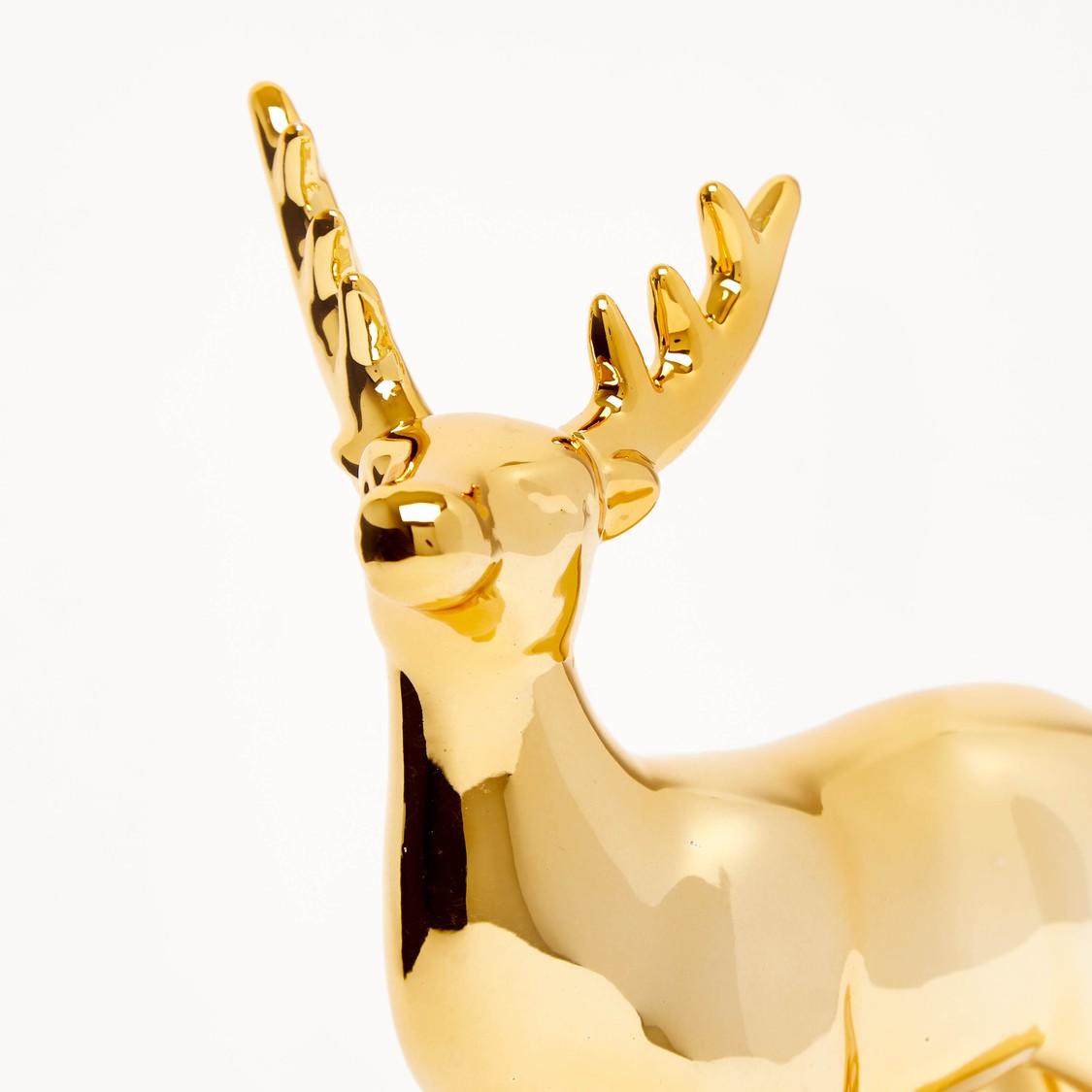 Decorative Reindeer Figurine