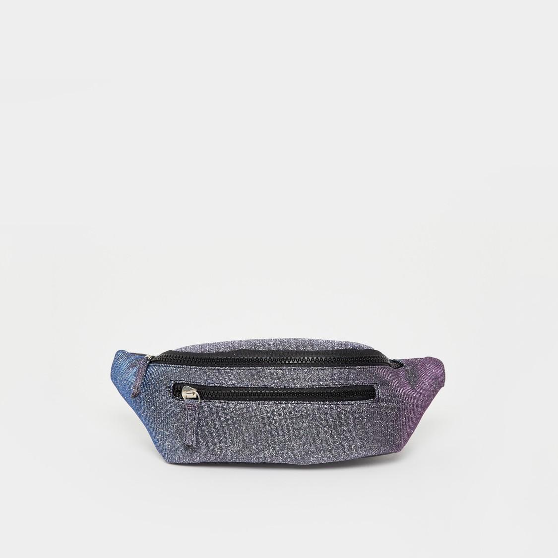 Textured Waist Bag