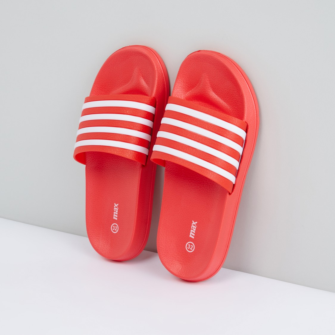 Striped and Textured Slides