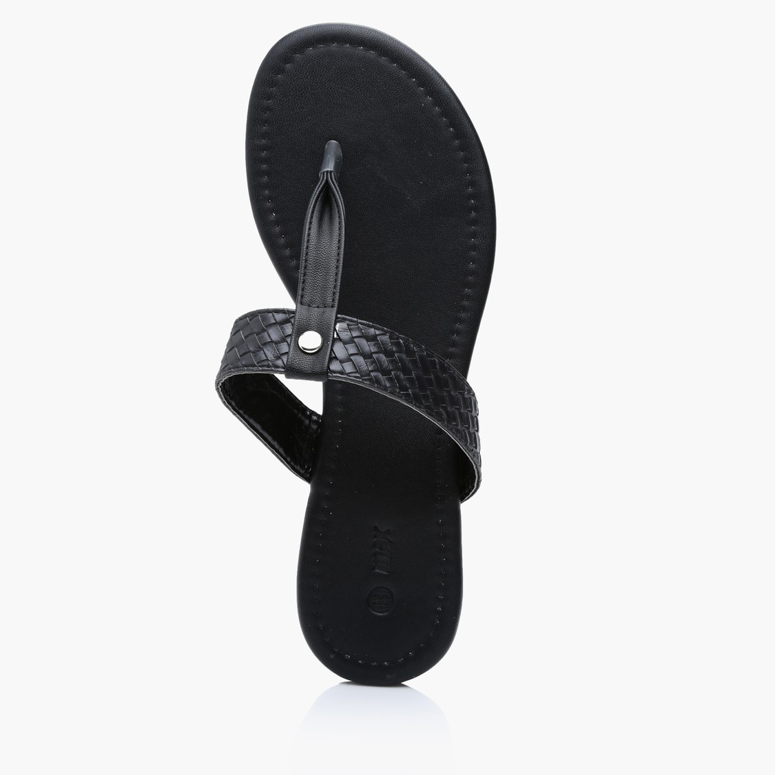 Textured Thong Slippers