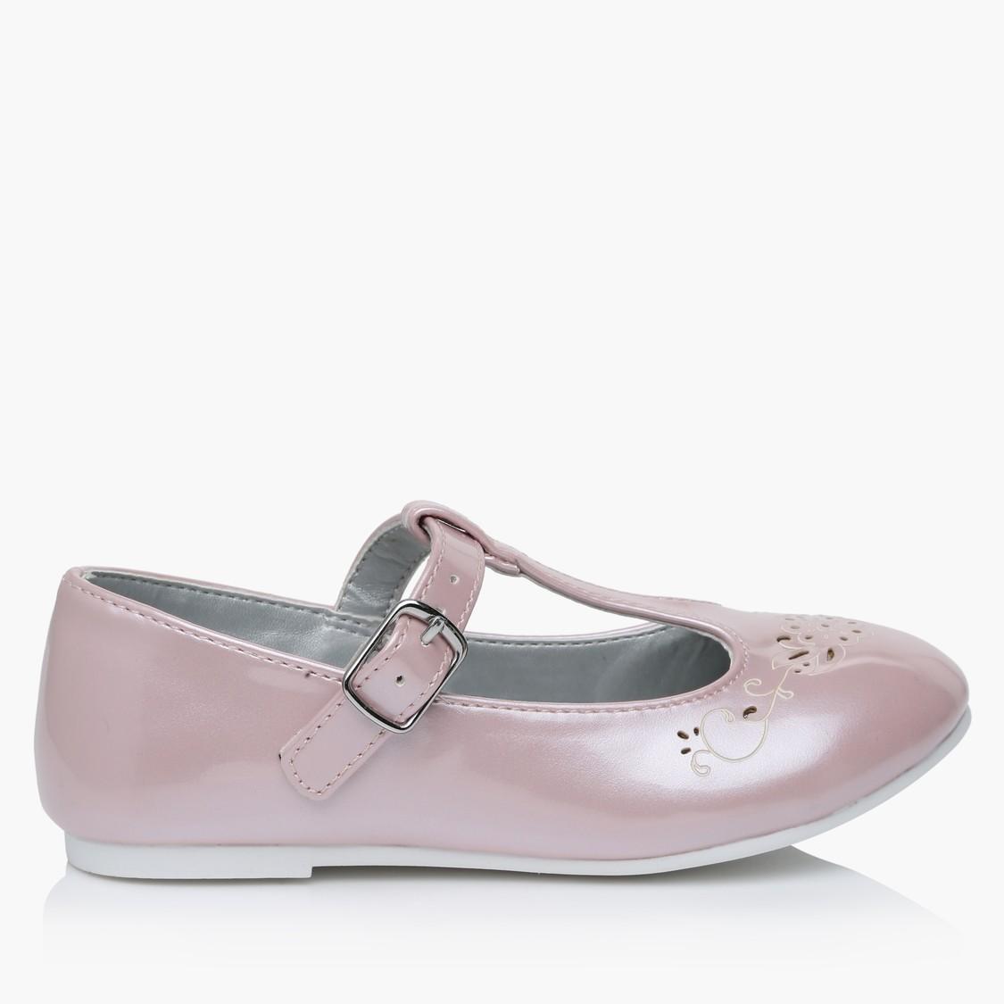 حذاء سهل الارتداء بإبزيم للإغلاق من ماري جين
