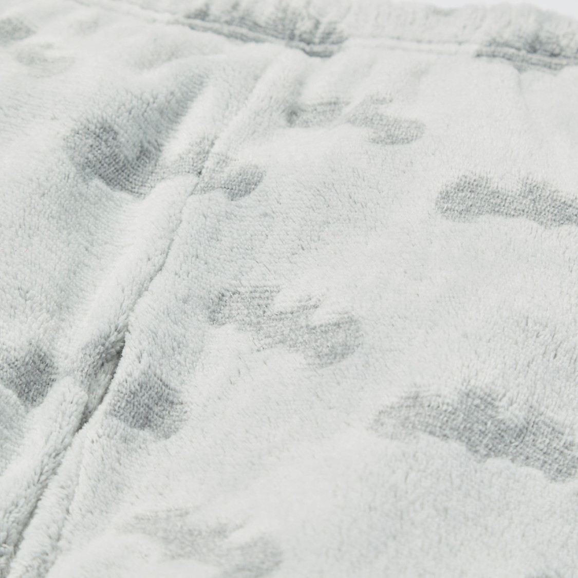 Batman Textured Long Sleeves T-shirt and Full Length Pyjama Set