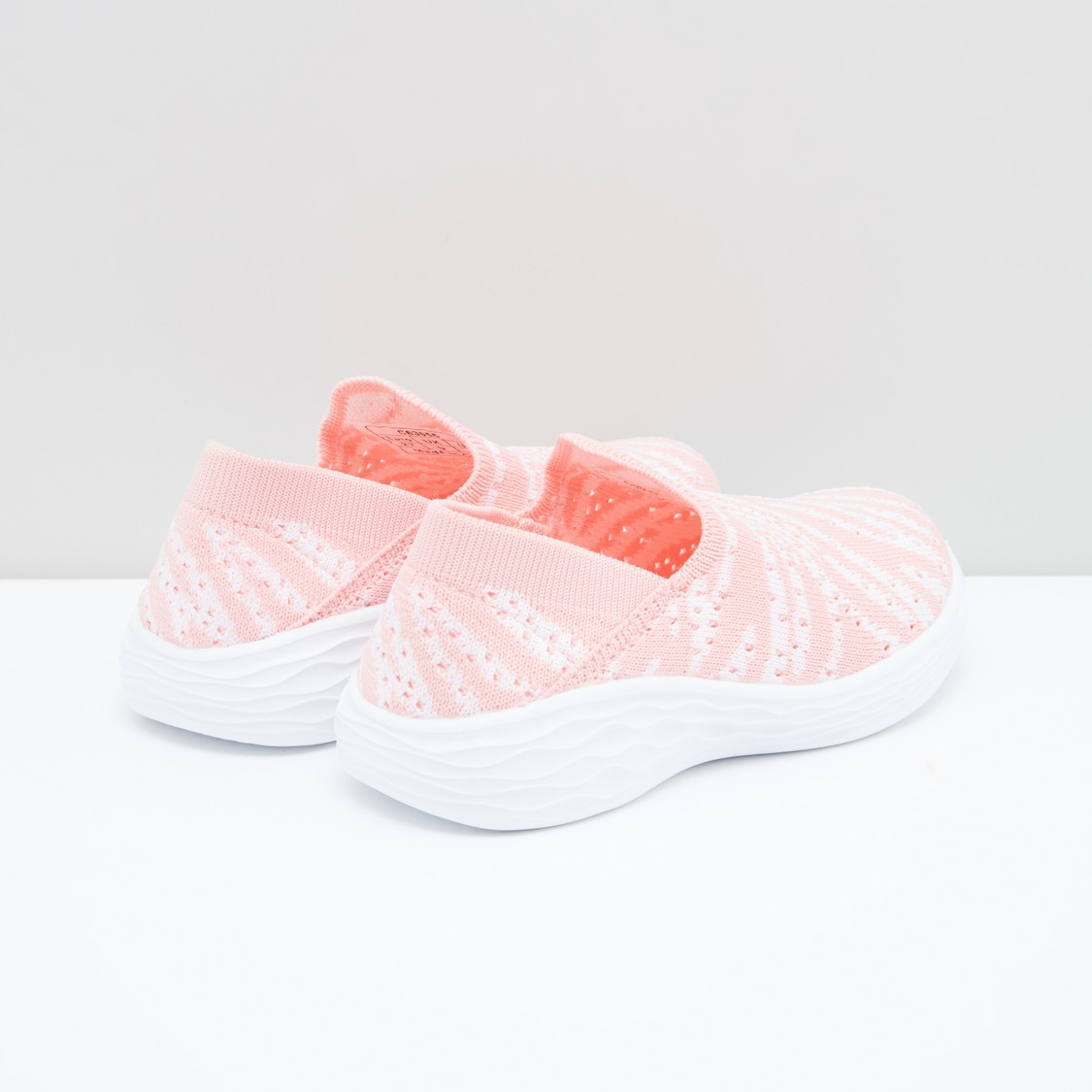 Printed Slip-On Shoes