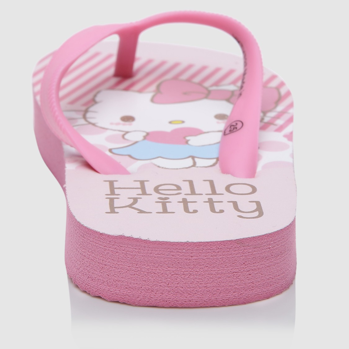 Hello Kitty Printed Thong Slippers