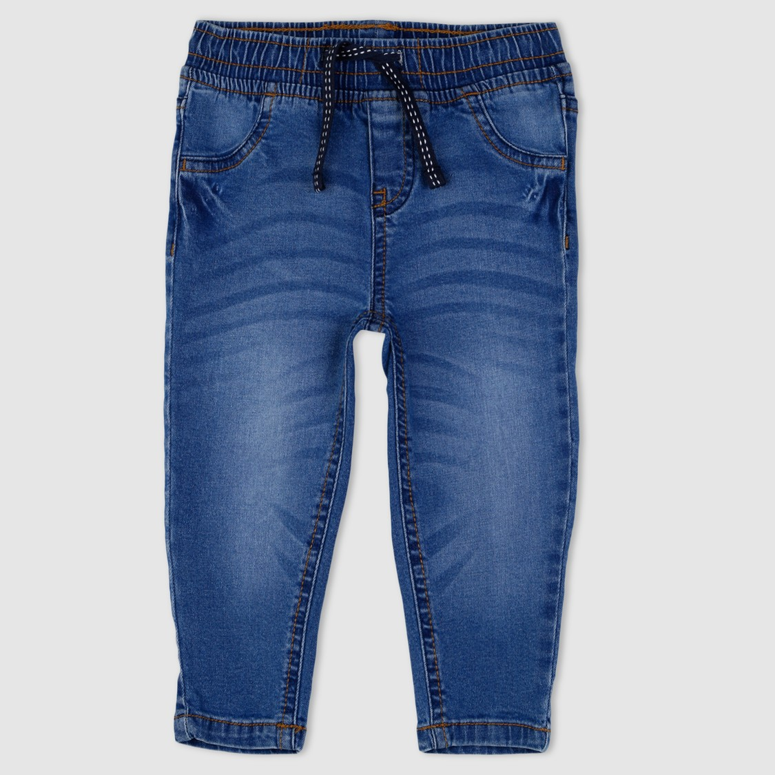 Pull On Jeans with Drawstring