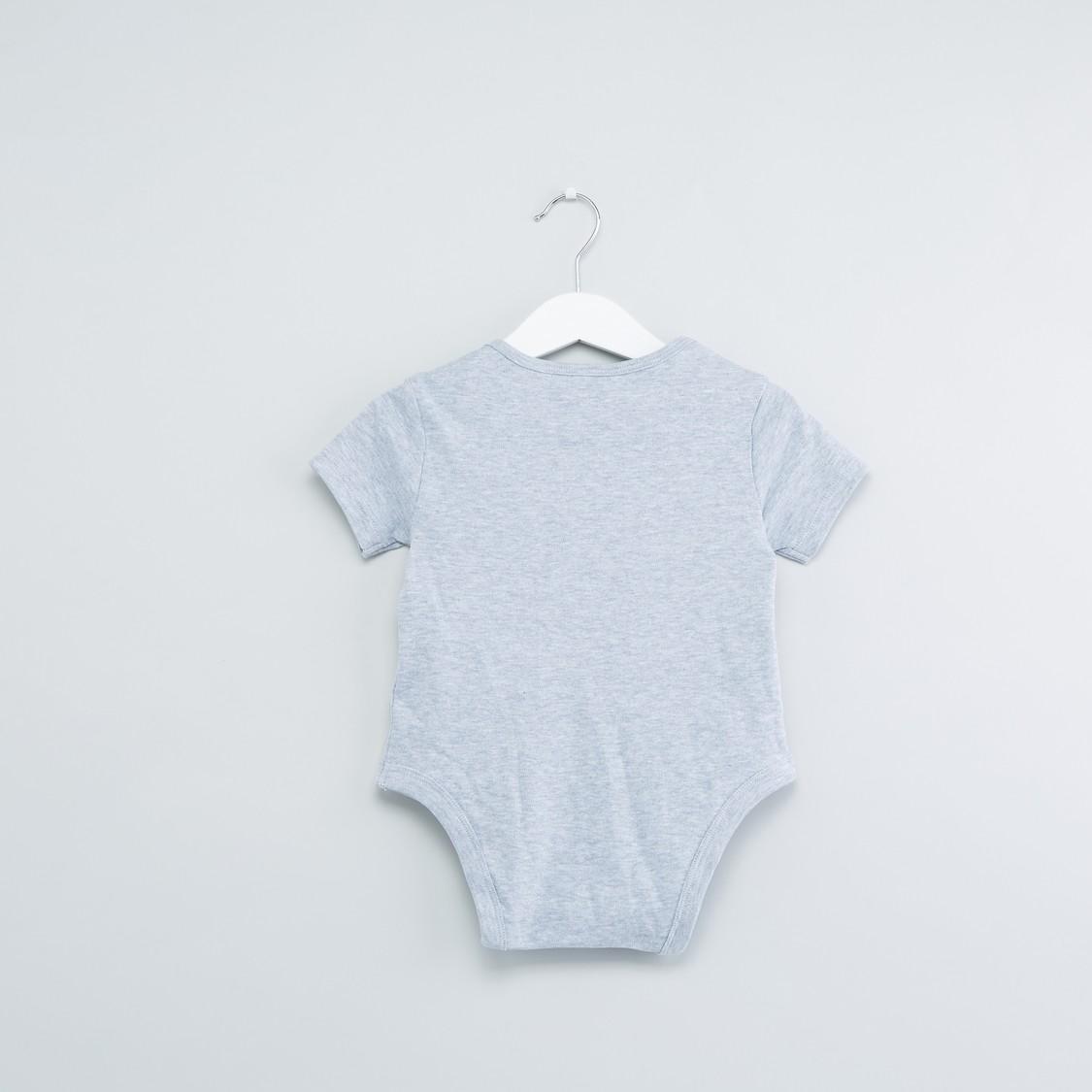 Dumbo Printed Bodysuit - Set of 2