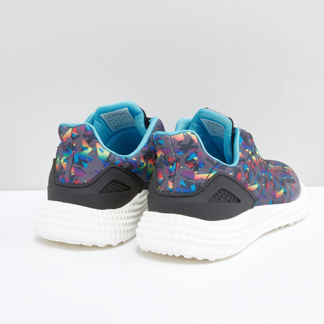 Printed Sports Shoes