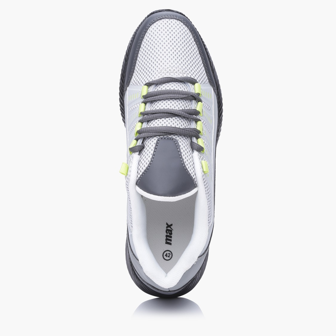 Lace-Up Sports Shoes