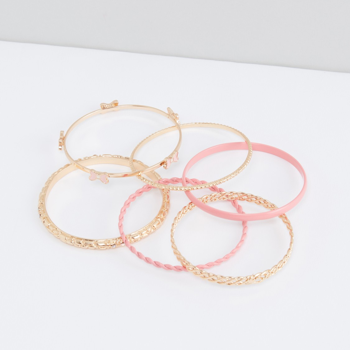 Assorted Bangle - Set of 6