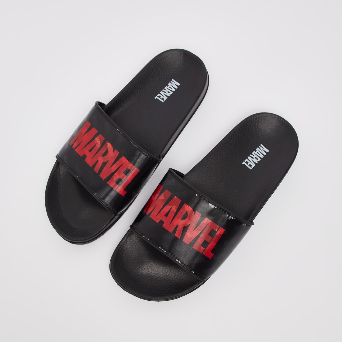 Marvel Hologram Print Slides