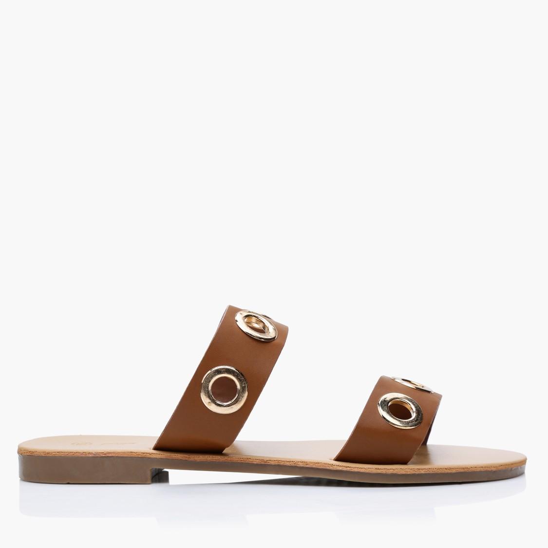 Slip-On Sandals