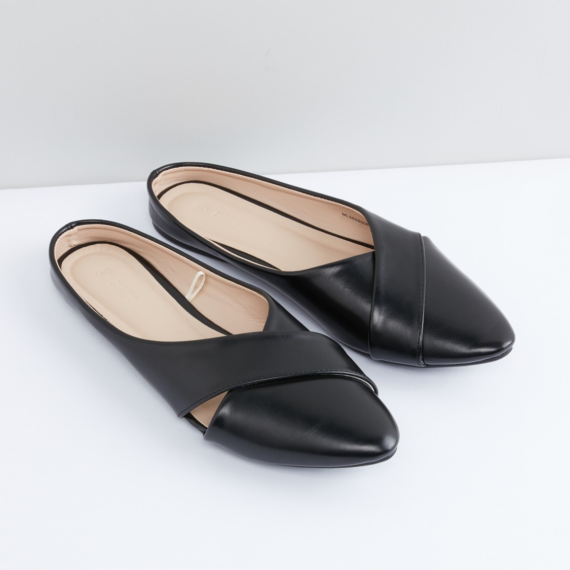 Shoes with Cutout Detail