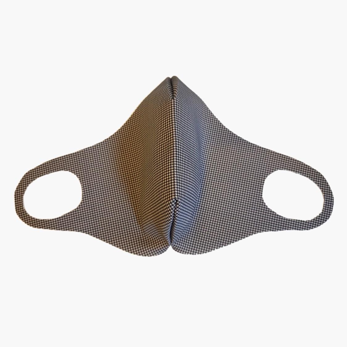 Checked Reusable Mask