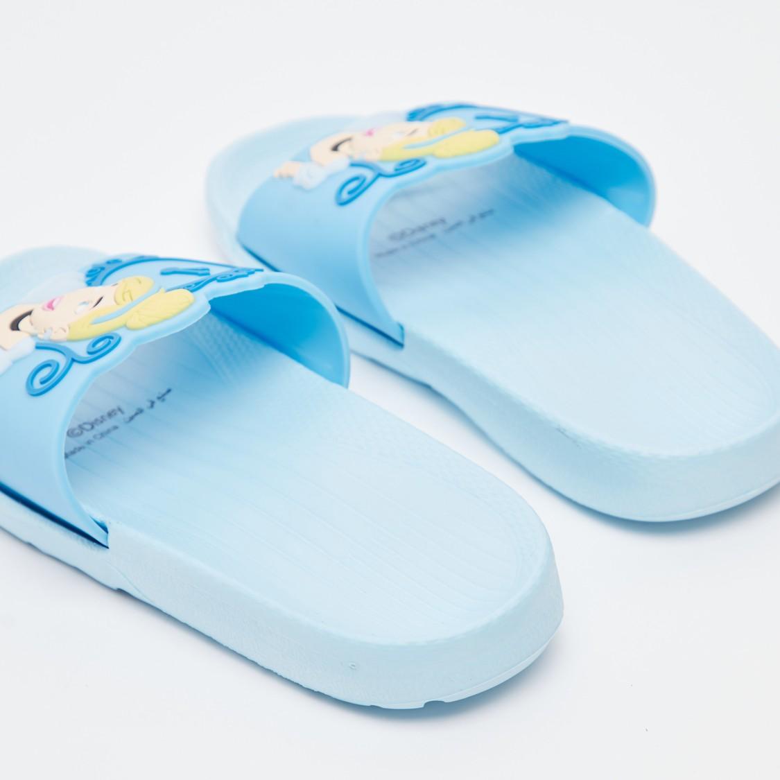 Disney Princess Slip On Slides