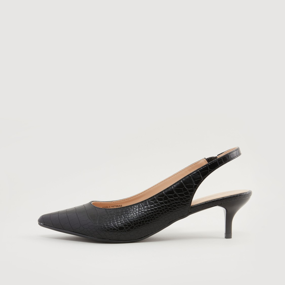 Ladies Heel Sling back