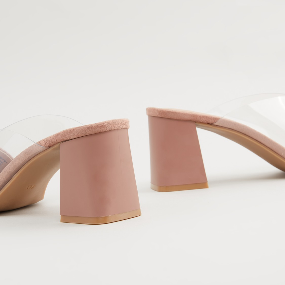 Pointed Toe Mules with Slip-On Styling