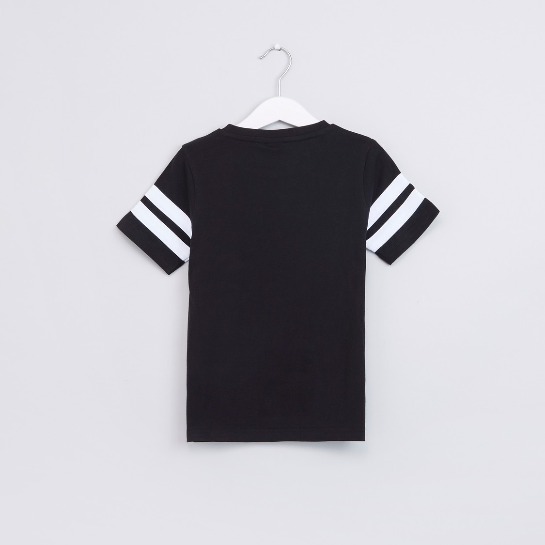 Mickey Mouse Printed Short Sleeves T-Shirt