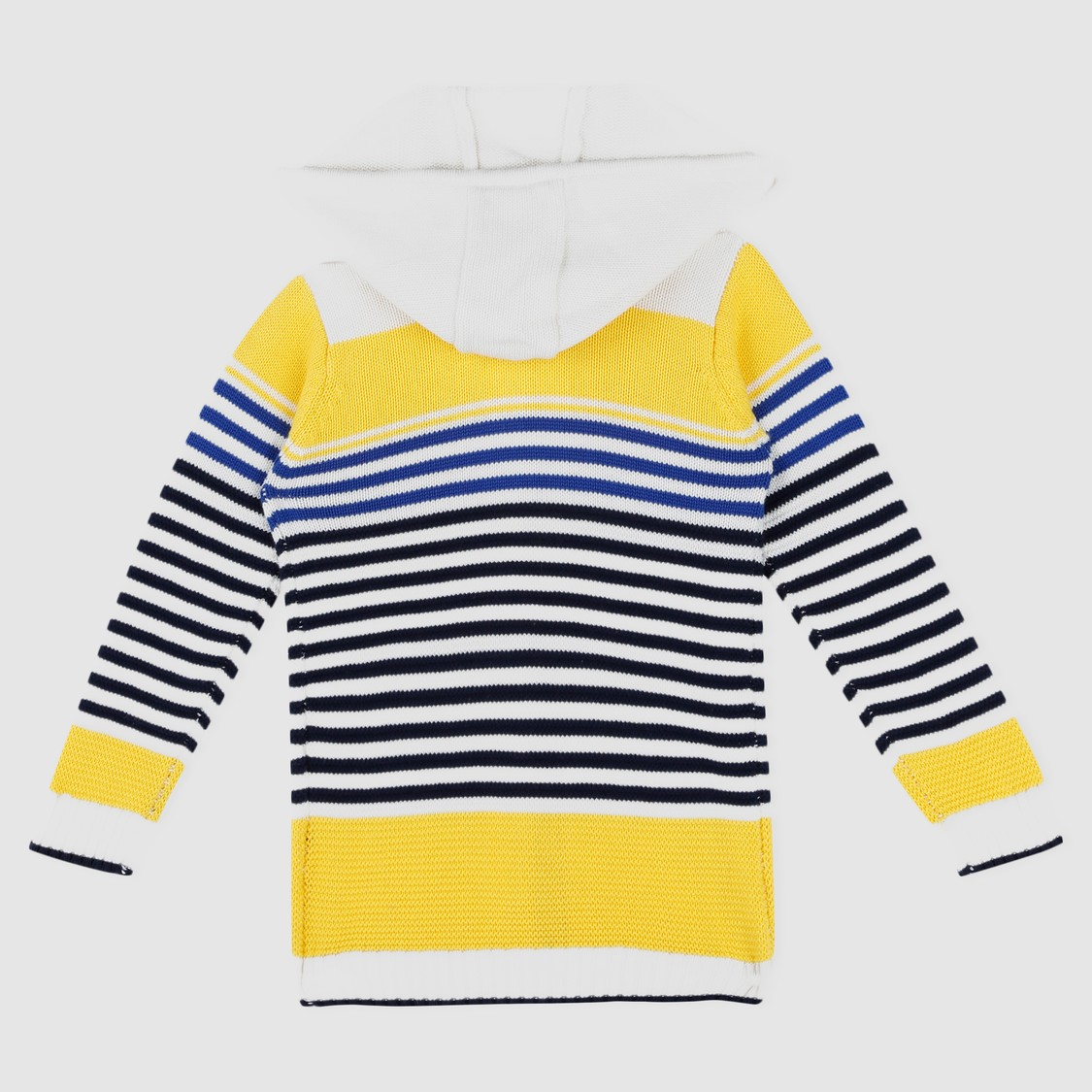 Striped Long Sleeves Sweater