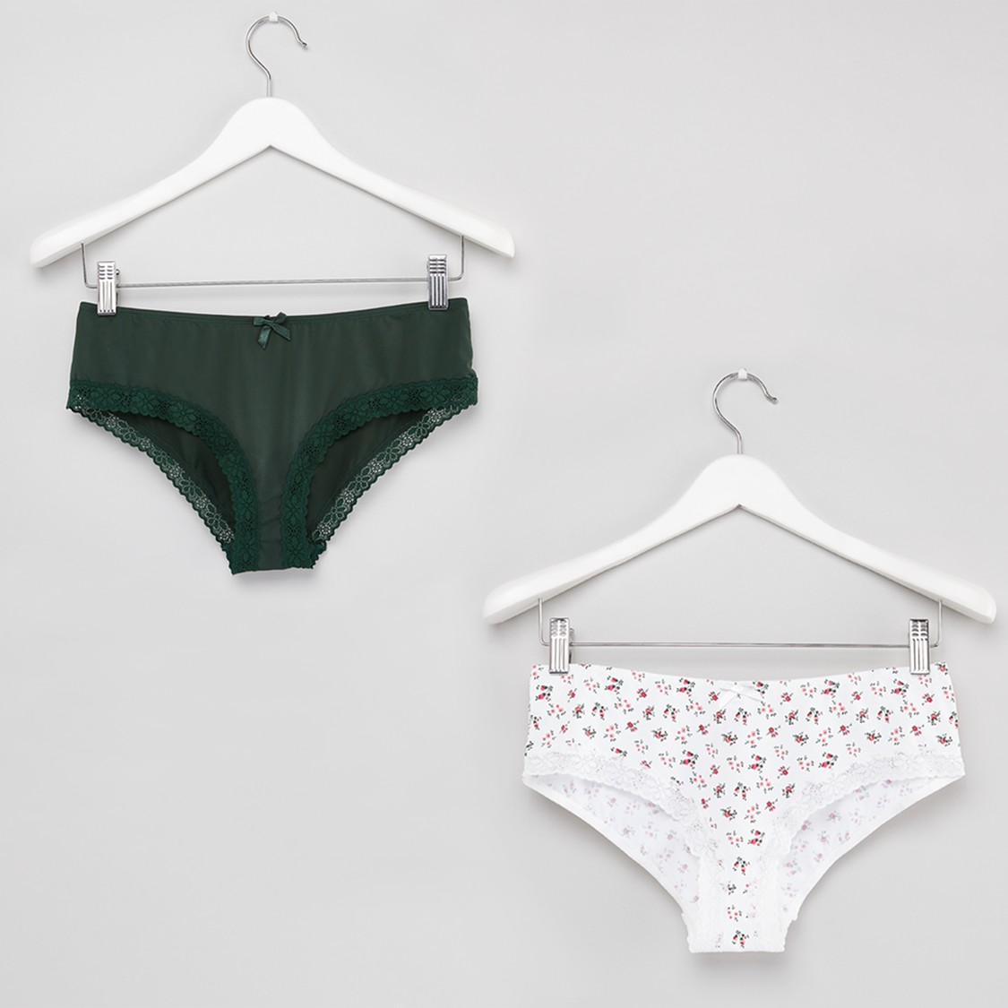 Set of 2 - Assorted Hipster Briefs