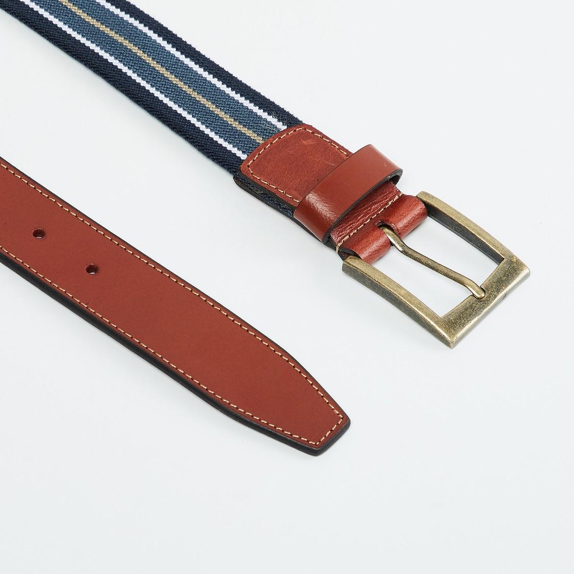 MAX Striped Belt