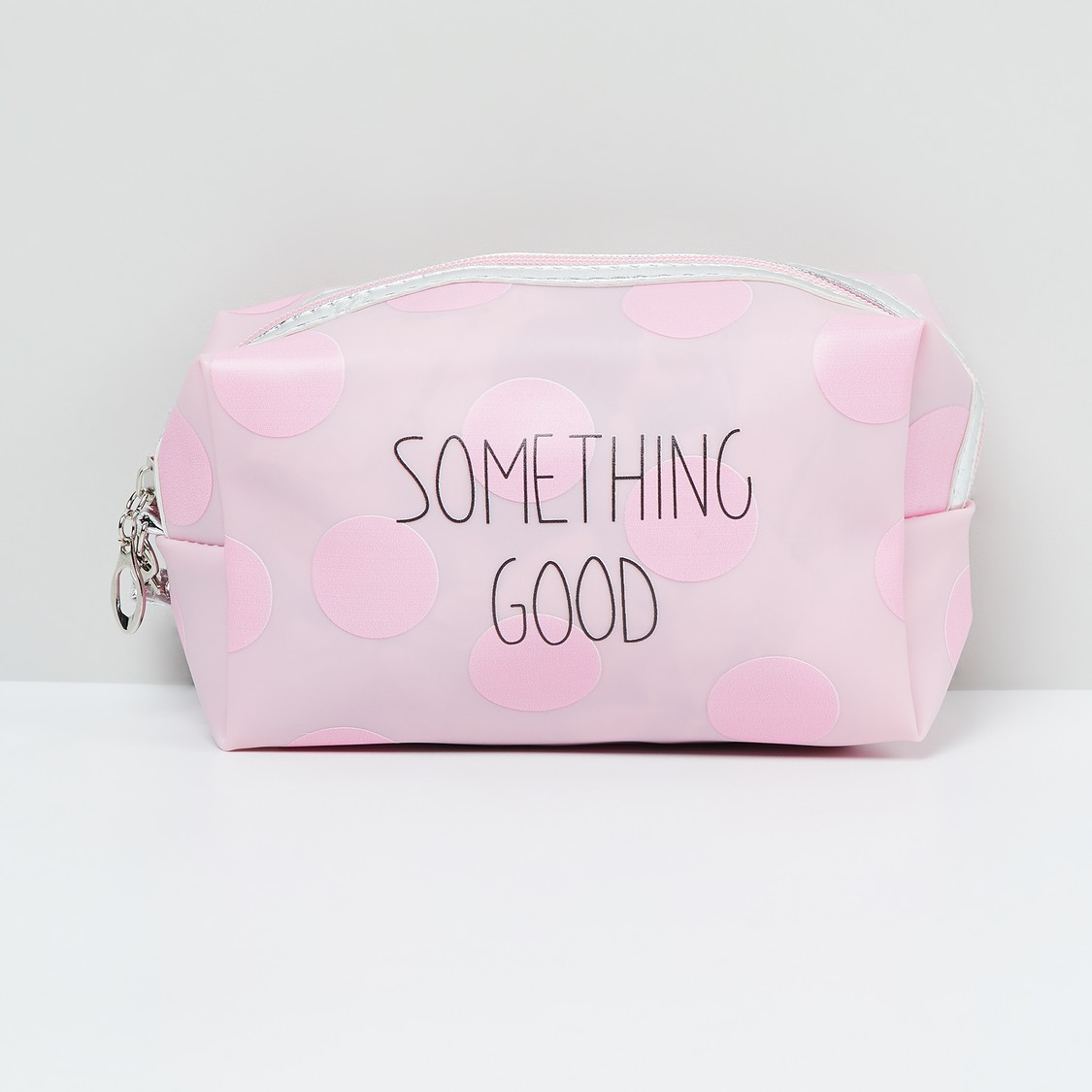 MAX Typographic Print Pouch